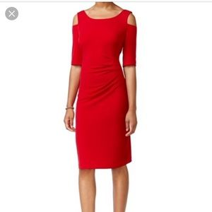 Pretty Red Dress size 22❤️
